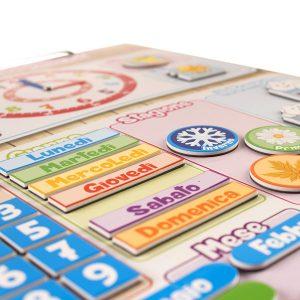 Calendario Bimbi.Calendario Per Bambini Pazzamentemamma